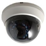 屋内ドーム型カラーカメラ